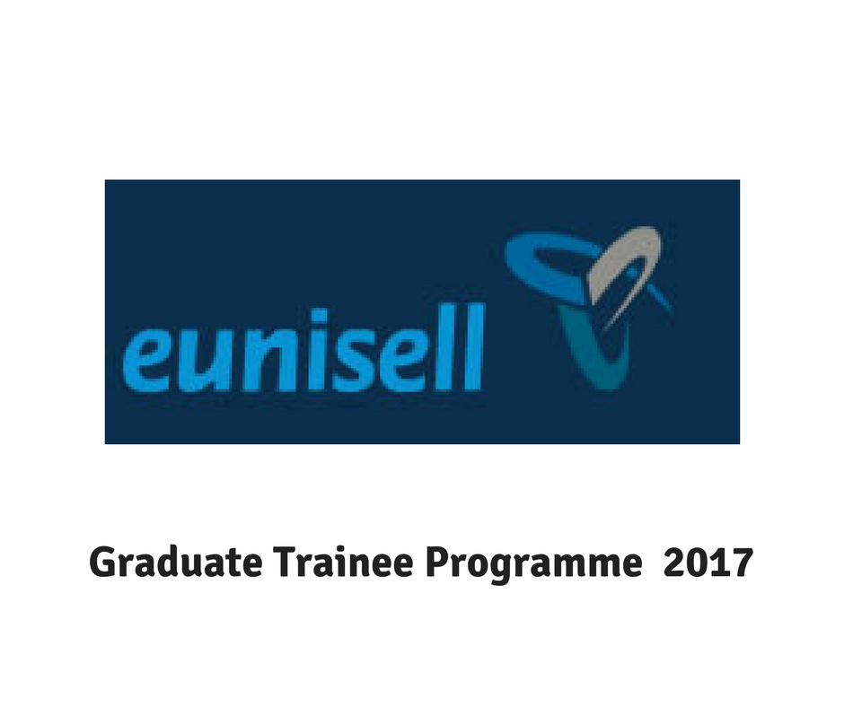 Photo of How To Apply For Eunisell Chemicals Graduate Trainee Programme