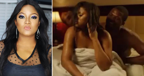 Here's Why Omotola Jalade-Ekeinde Played 'Deep' Sexual Roles In Her Last Movie