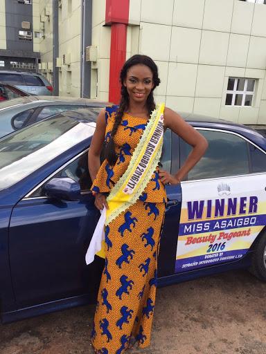 Photo of Nigerian Beauty Queen Lands In Kirikiri Prison After Involving In N7.5 million Scam