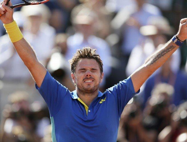 Wawrinka - Stan Wawrinka Beats Andy Murray to Reach French Open Final
