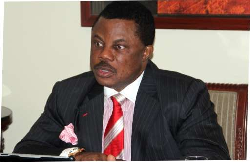 Willie Obiano - Governor Willie Obiano Loses Mother After Brief Illness