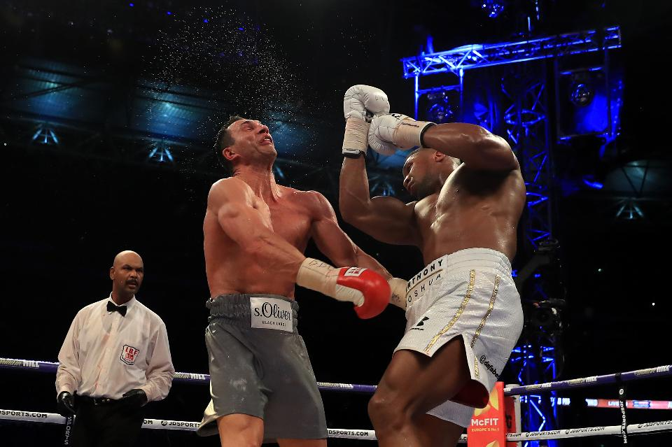 Wladmir Joshua - I Am to Be Blamed For My Brother's Loss to Joshua - Wladimir's Brother Says
