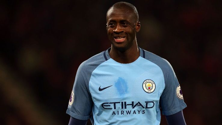 Yaya Toure 4 - Yaya Toure Signs New One Year Contract with Manchester City