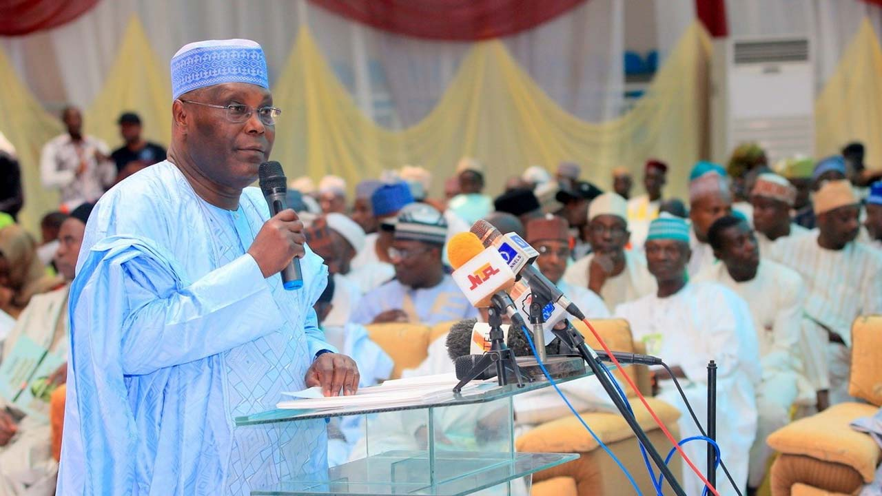 'Provide Security For All Nigerians' - Atiku Calls On Buhari