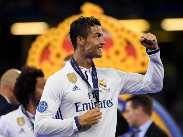 c ronaldo 12 - Ronaldo Tops Forbes List Of Highest-paid Footballers In the World