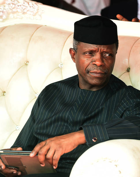 Photo of Acting President, Yemi Osinbajo Reacts to Igbo Quit Notice in The North