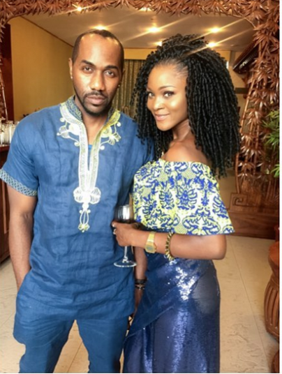 eva 3 - Eva Alordiah is 'Single Again' As She Calls Off Engagement With Caeser