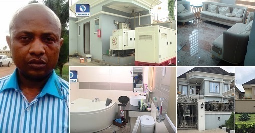 evans 891x470 1 - PHOTOs & VIDEO: Inside Notorious Billionaire Kidnapper, Evans Mansion