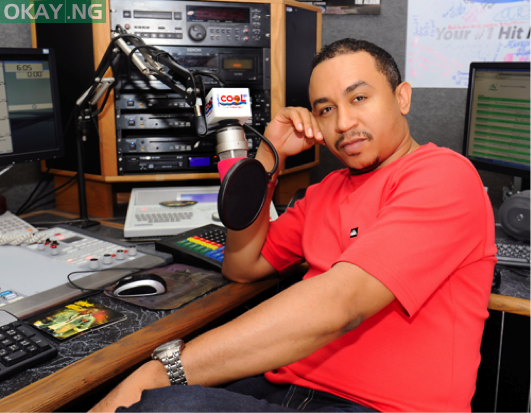 Photo of Popular OAP, Daddy Freeze leaves Cool FM