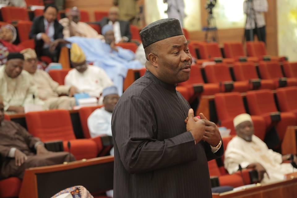 Photo of Saraki's Trial at CCT Affected Nigeria's Economy – Godswill Akpabio