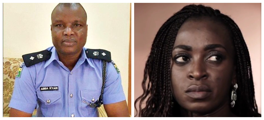 index - ACP Abba Kyari Replies Kate Henshaw's Criticism On Police Snapping Pictures with Evans