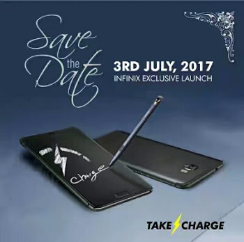 infinits - Official Infinix Note 4 Coming With An X-Pen