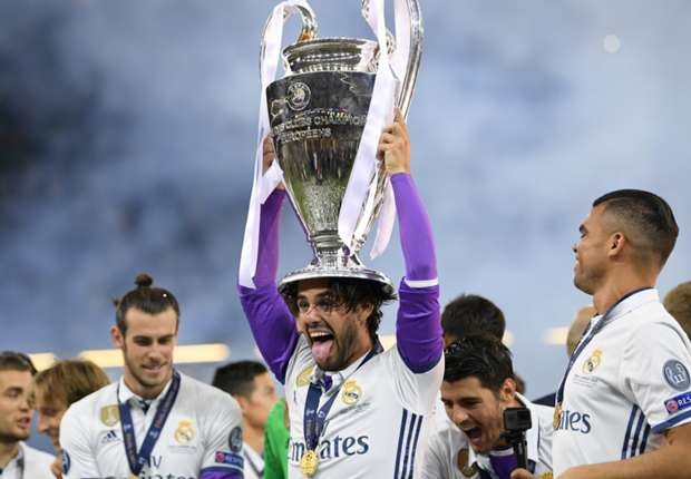 isco cropped 1qfr41xsptxof1b443lvlpy47w - 'There's No Better Place' - Isco Wants to Stay At Real Madrid