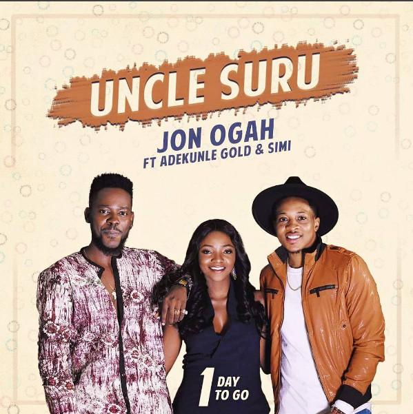 Photo of MUSIC: Jon Ogah ft. Adekunle Gold x Simi – 'Uncle Suru'
