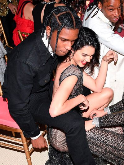kendall jenner and asap rocky - The Kendall Jenner & A$AP Rocky's Romance Is Actually True!