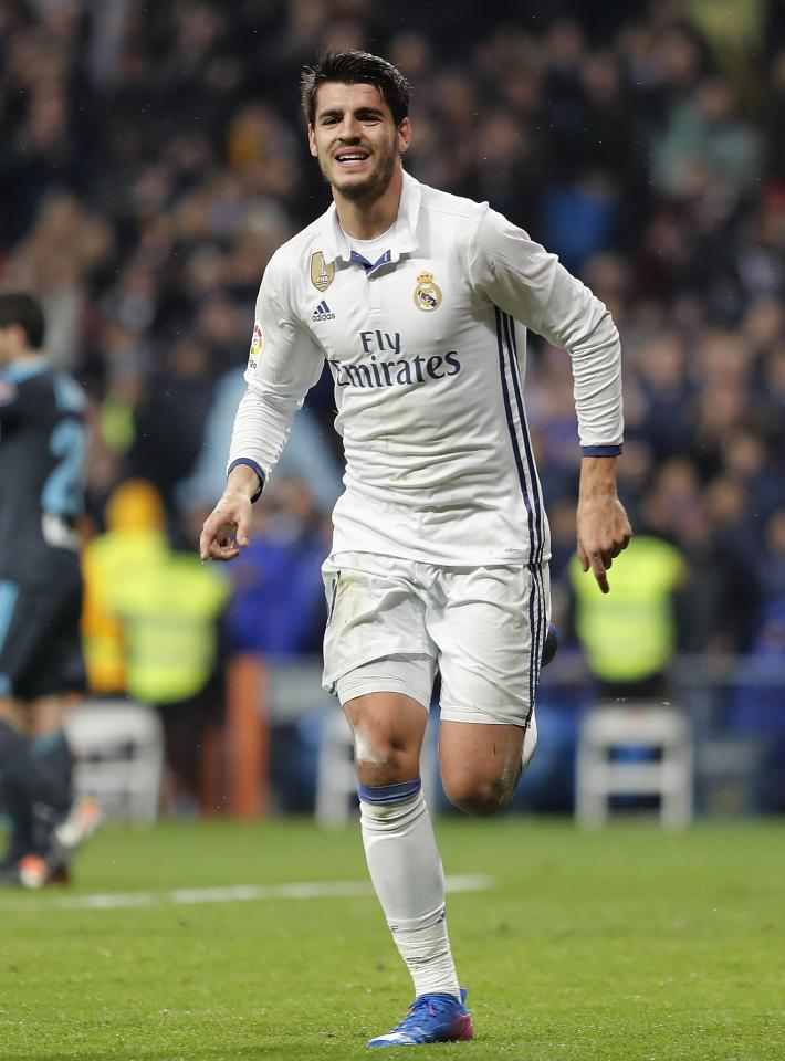 Alvaro Morata Agrees To Join Manchester United - Report