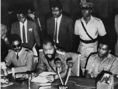ojukwu declaring biafra - Biafra: Did The Igbo Kill Jesus? - Read