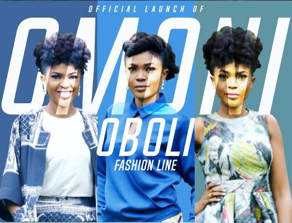 "omoni oboli - PHOTOs: Omoni Oboli launches new clothing line ""Omoni Oboli by AVE"""