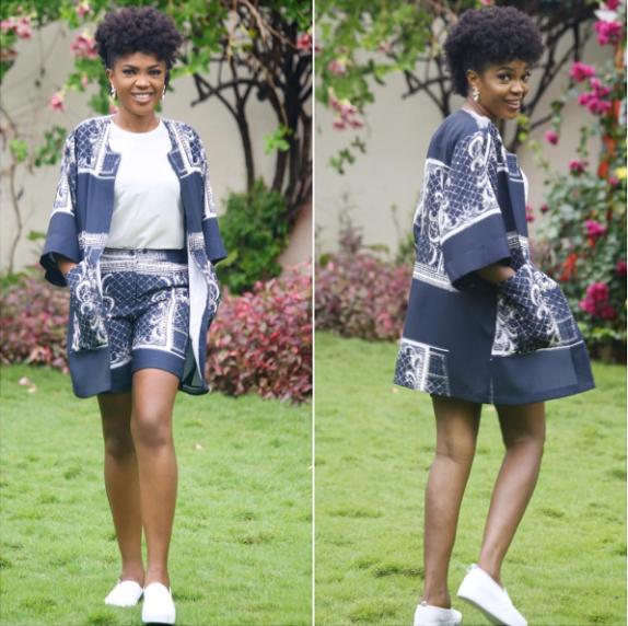 """omoni4 - PHOTOs: Omoni Oboli launches new clothing line """"Omoni Oboli by AVE"""""""