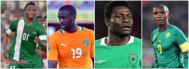See Top 10 Highest Paid African Players In 2017, No. 1 Will Shock You