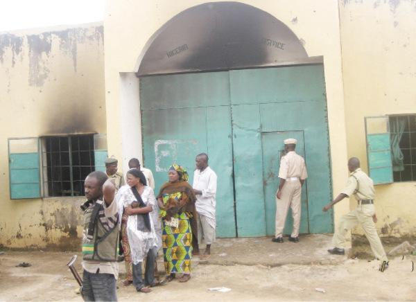 prison - FG, States to Partner Private Sector In Construction and Rehabilitation of Prisons