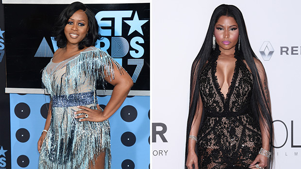 Photo of After Breaking Her BET Awards Winning Streak Remy Ma Hits Out At Nicki Minaj