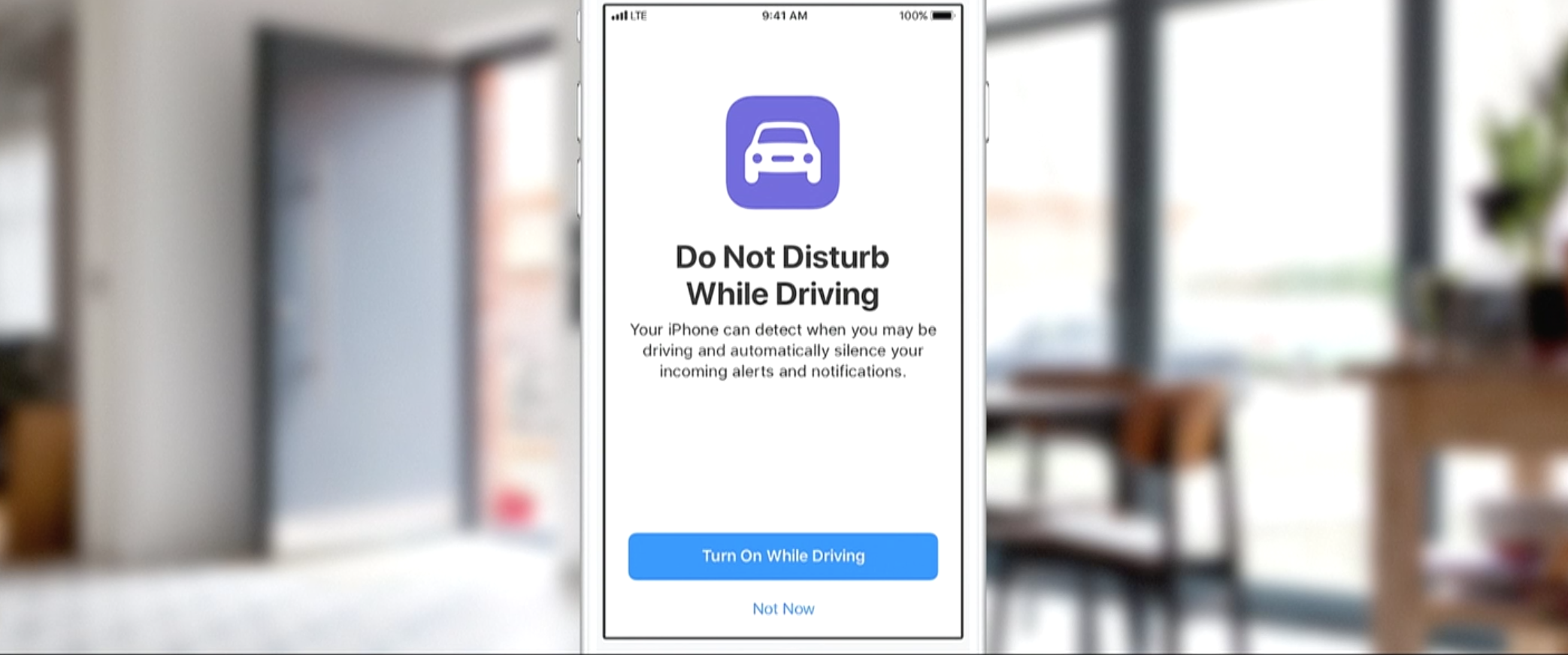 Photo of Do Not Disturb While Driving feature rolls out in Apple's newest iOS 11 beta