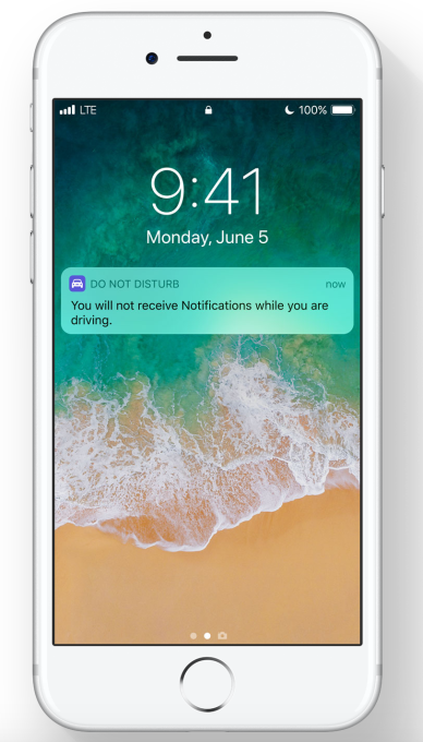 screen shot 2017 06 22 at 12 00 13 pm - Do Not Disturb While Driving feature rolls out in Apple's newest iOS 11 beta