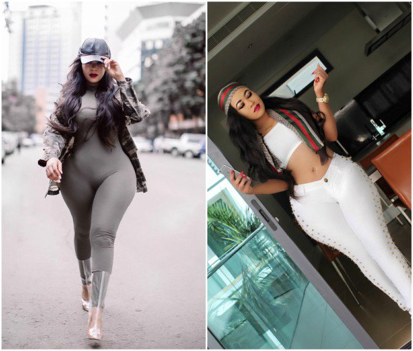 Photo of Kenyan Socialite, Vera Sidika, Gets Another Nigerian Moneybag