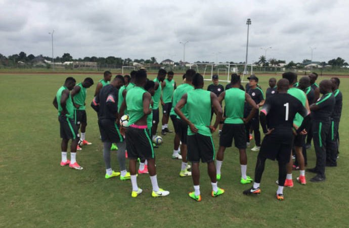 Photo of Super Eagles: See List Of Players in The Eagles Camp in Uyo
