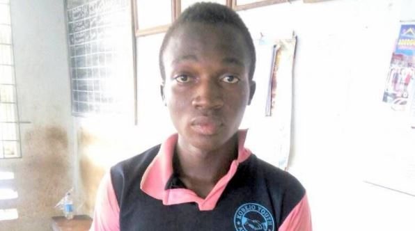 toye 1 - In Ogun: 20 Year Old Arrested For Allegedly Raping An 18-year-old Deaf And Dumb Virgin