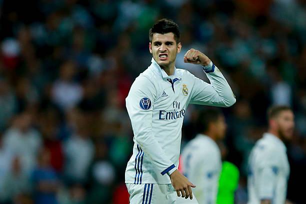 Photo of Morata Was My First Choice – Antonio Conte