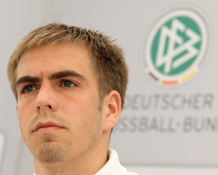 99459 - Philipp Lahm: Ex Bayern Munich Captain Bags German Footballer Of The Year