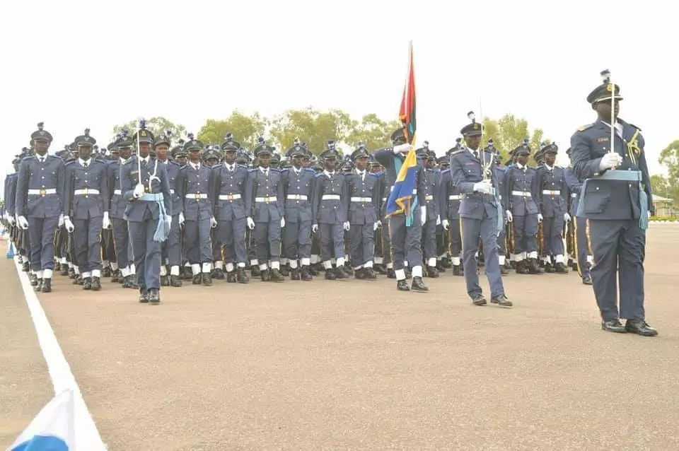 Nigerian Air Force Begins Training Of 450 Special Forces