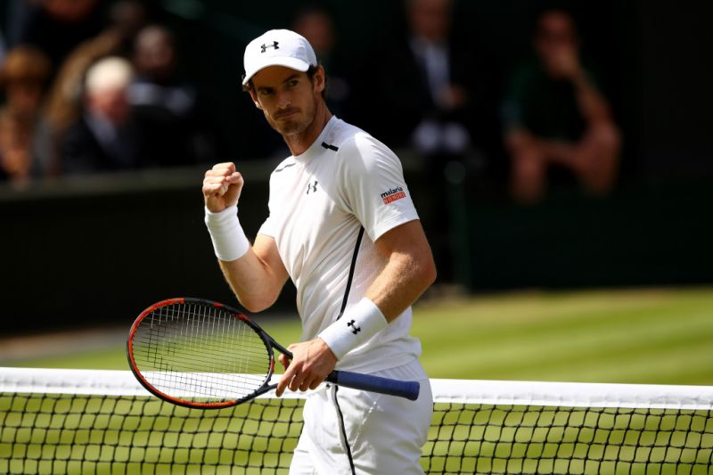 Photo of Andy Murray Begins Wimbledon Defence With Win Over Alexander Bublik