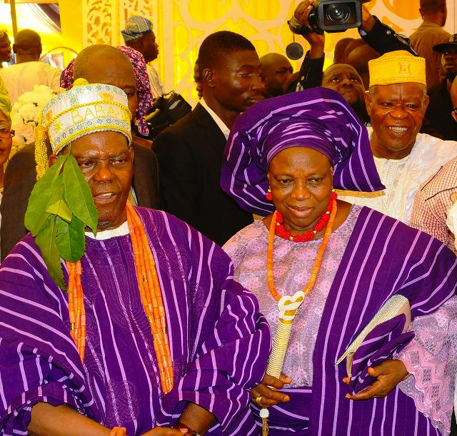 Photo of Former APC Chieftain, Bisi Akande Loses Wife, Omowumi