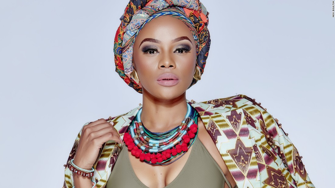 Photo of 'Tiwa Savage Is The Only Popular Female Artiste Celebrated In Nigeria' – Bonang Matheba