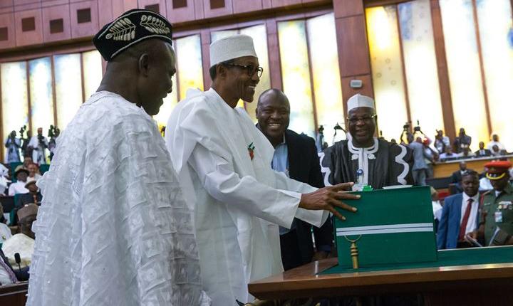 Buhari Budget