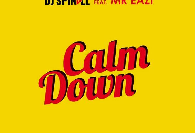 DJ Spinall ft. Mr Eazi - Calm Down