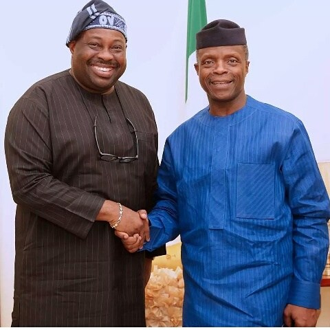 Photo of An Evening With Acting President Osinbajo – Dele Momodu Writes