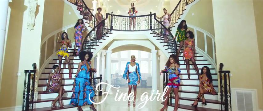 Fine Girl - VIDEO: Wale ft. Olamide & Davido – 'Fine Girl'