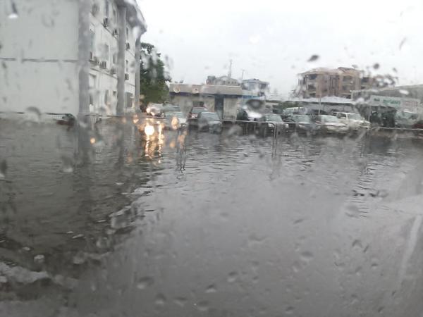 Photo of BREAKING! Lagos Police Shut Down Ahmadu Bello Way Due to Incessant Flood