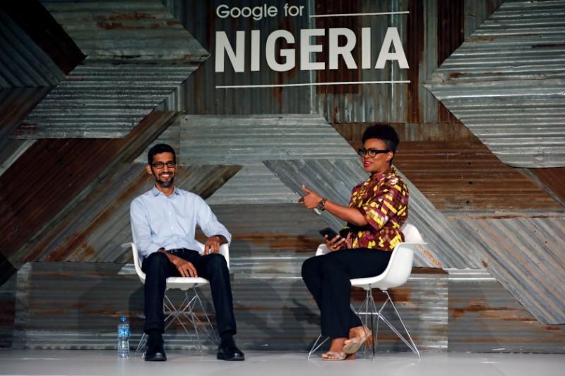 Google CEO Nigeria - Google CEO, Sundar Pichai In Nigeria to Train Ten Million People