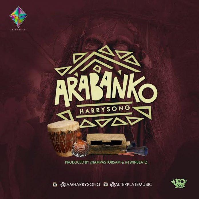 Photo of MUSIC: Harrysong – 'Arabanko'