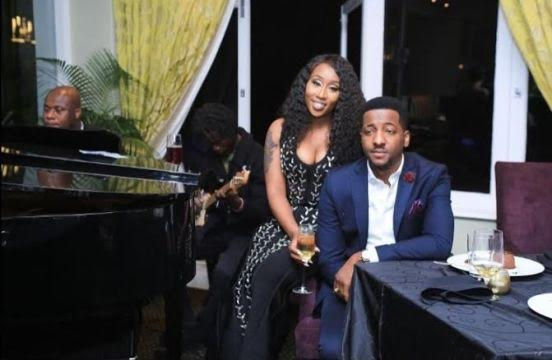 Kimani - Victoria Kimani And Stanley Obiamalu Call Quit Their 1-year-old Relationship