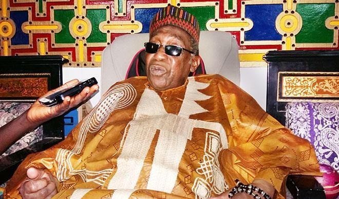 Photo of APC National Leader, Tinubu Mourns Maitama Sule