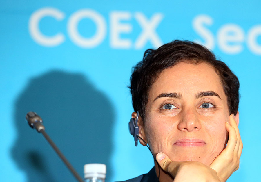 Photo of Math Genius, Maryam Mirzakhani Dies After Battle with Cancer