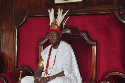 Photo of IPOB Has No Right to Disrupt Election in Anambra – Obi of Onitsha