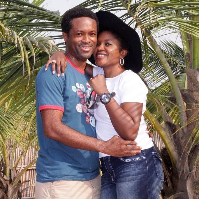 Omoni Oboli  - Omoni Oboli Praises Her Husband As He Celebrates His Birthday