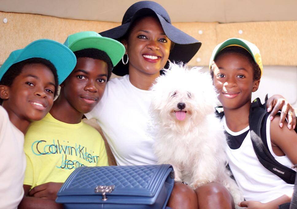 Omoni Oboli - Actress Omoni Oboli Advises Mothers to Encourage Their Male Children to Cook